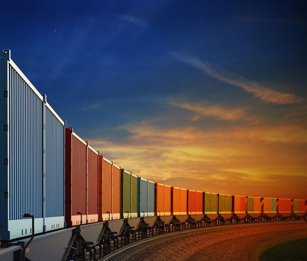 move containers interstate at low cost