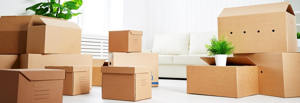 boxes to use for packing household items and moving interstate